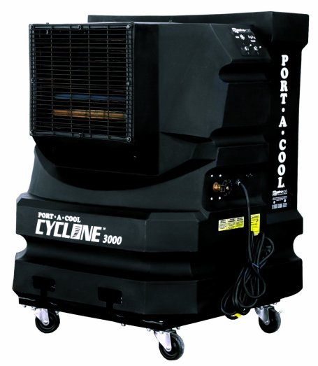 Outdoor Portable Air Conditioner with 700 sq ft capacity